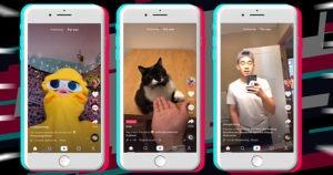 TikTok app video