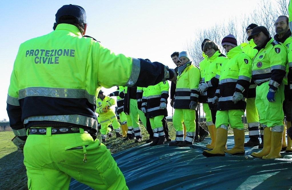 protezione civile raggruppamento