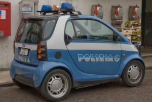capri polizia