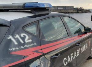 carabinieri droga finestra