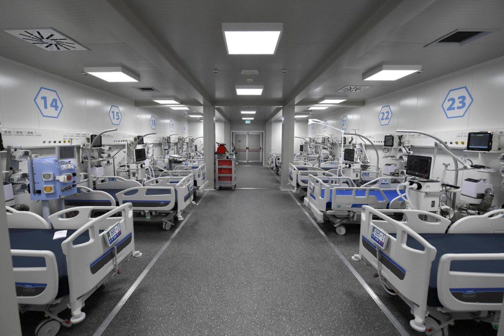 potenziamento terapia intensiva ospedale