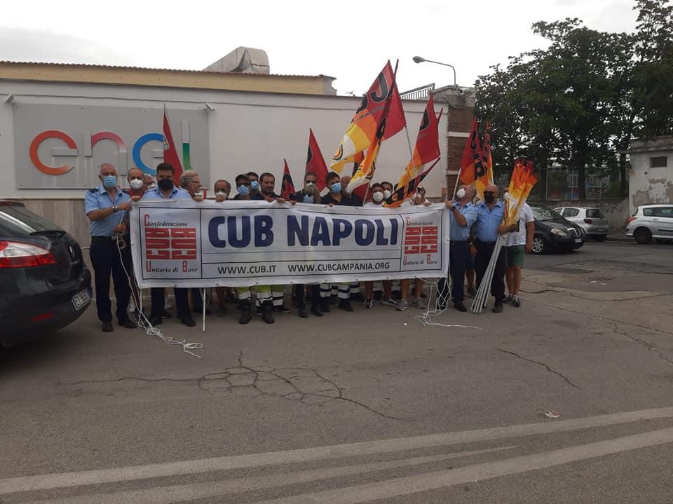 Sciopero Generale Della Cub A Napoli Trasporti A Rischio In Tutta La Regione Il Crivello