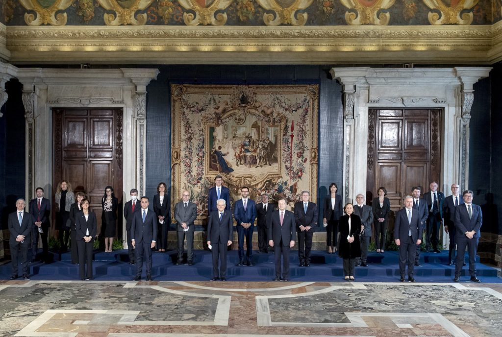 Governo Mario Draghi